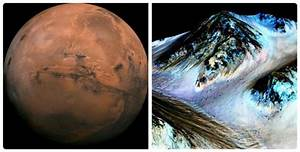 NASA confirms flowing water on Mars, life next? | ummid.com
