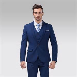 blue tuxedos for weddings slim fit back vent one button navy blue groom tuxedos peak lapel groomsmen wedding tuxedos