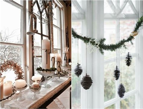 Winterdeko Fensterbank by 36 Sch 246 N Deko Ideen Gro 223 E Fenster Gem 252 Tliche Weihnachten