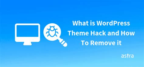 wordpress theme hack    remove