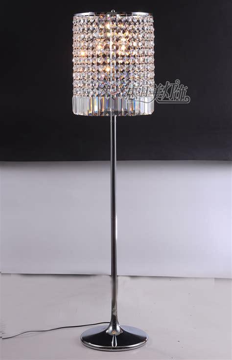 Simple Crystal Standing Light Ls Bedside Creative