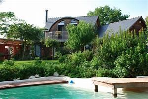 Ma Maison Privée : tr s d co ma maison en bois avec piscine visite priv e ~ Melissatoandfro.com Idées de Décoration