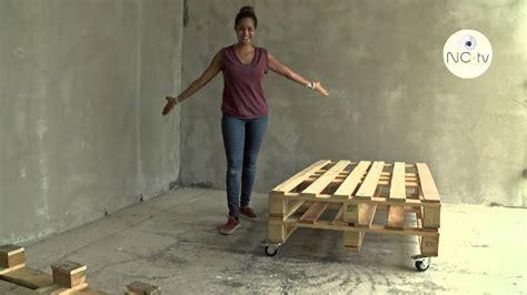 nctv j ai test 233 pour vous fabriquer un canap 233 avec une palette en bois
