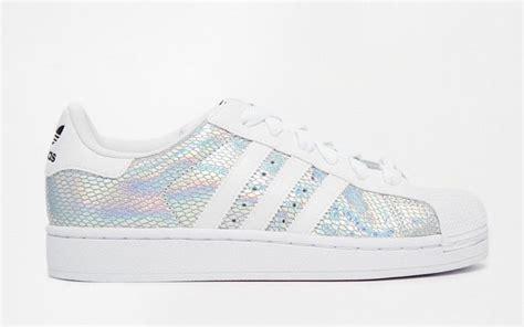 Adidas Originals Superstar 2 Silver Foil Holographic
