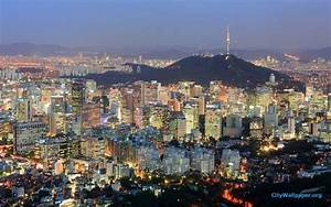 Seoul South Korea Wallpapers