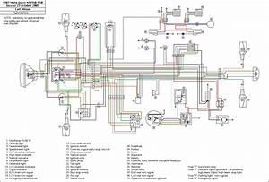 2000 Yamaha Kodiak 400 4x4 Wiring Diagram