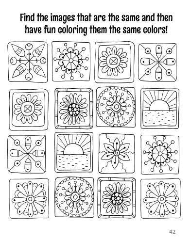 coloringactivity book  elementary students  dyslexia pack wi coloring book zone