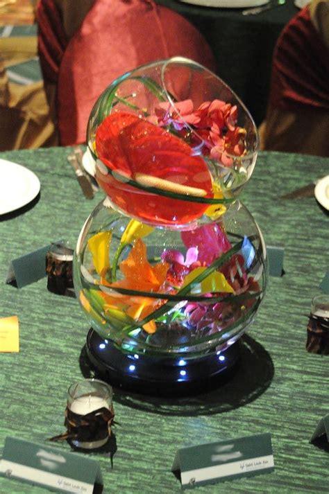 tropical table ls cheap 127 best bubble bowl wedding arrangements images on