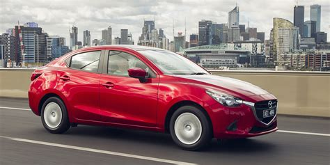 Mazda Car : 2016 Mazda 2 Sedan Review