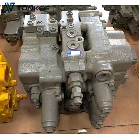 professional hydraulic control valve  volvo ecb