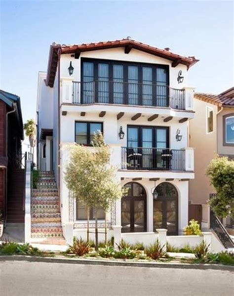 Style Mansion Single Story Mediterranean House Plans
