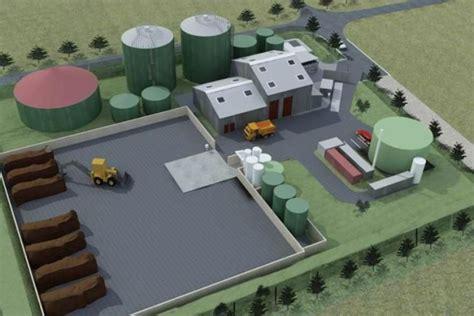 bureau d étude électricité naskeo environnement lance le chantier d une usine de méthanisation à auch quotidien des usines