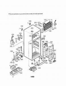 Cabinet Diagram  U0026 Parts List For Model Lrtp0931w Lg