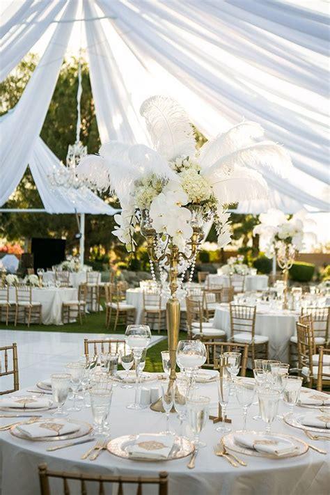 Unforgettable Great Gatsby Theme Wedding Gatsby wedding