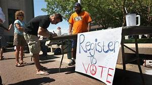 How to Register to Vote in Michigan   Heavy.com