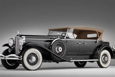 The most beautiful cars of the 1930s   The Gentlemans