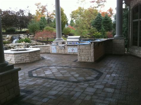 klein s lawn landscaping hardscapes firepits