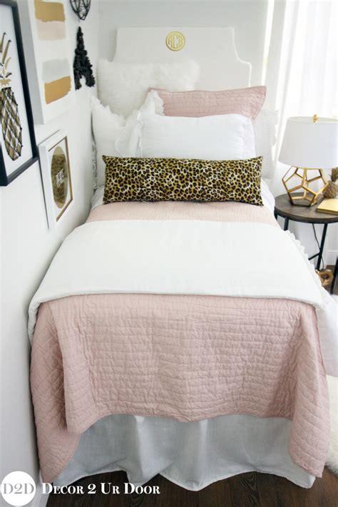 blush pink bedding sets blush pink cheetah print designer bedding set 4852