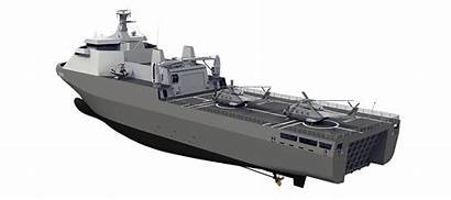 Dock Landing Platform Damen Naval Lpd Craft