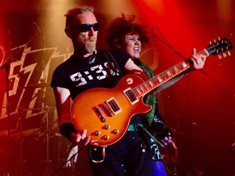 rhiannon ifans gallery the rezillos live