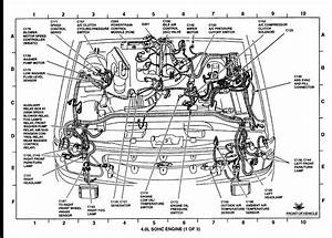 2000 Ford Explorer Engine Diagram  2000 740i