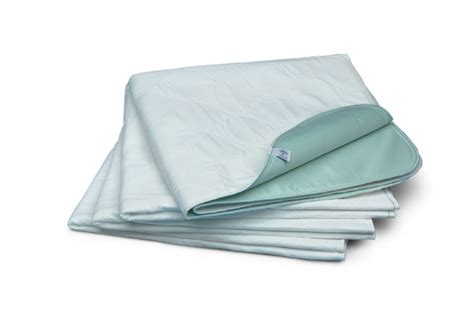 6 reusable bed pads washable waterproof new chair pads ebay