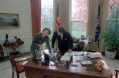 ronald reagan presidential library national archives and records administration