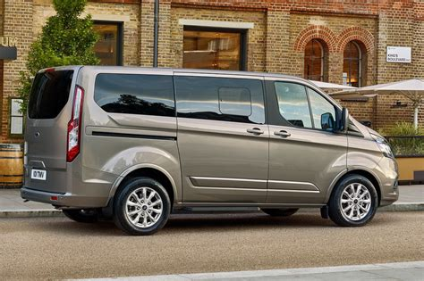 Ford Tourneo Custom Delivers First Class Travel For