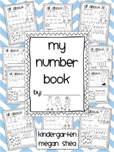 number book kindergarten preschool math 226 | a49d207ea7b122438312c979648a201d