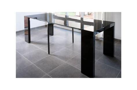 console extensible laqu 233 250cm chicago table console pas cher