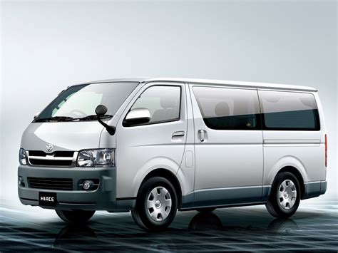 Toyota Hiace Photo by Car In Pictures Car Photo Gallery 187 Toyota Hiace Japan