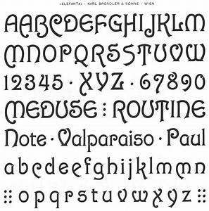 Fonts - Art Nouveau, Art Deco on Pinterest | Art Deco Font ...