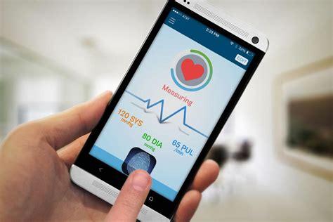 monitor  bp  smartphones      app
