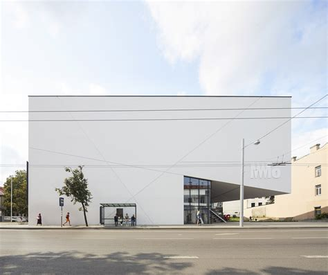 Lithuania's Modern Art Museum By Daniel Libeskind Opens