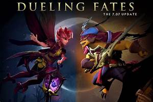 Dota 2 Dueling Fates Update 707 Adds 2 New Heroes New