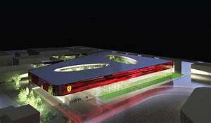 Ferrari Revs Up New Formula One Hq With Penetron Technology