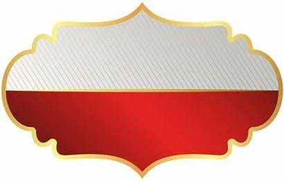 Label Clip Template Clipart Labels Yopriceville Transparent