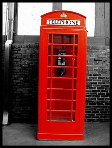 Telephone booth red by DucTapeGirl on DeviantArt