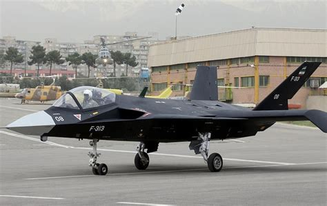 That's No Stealth Fighter: Iran's Qaher 313 Is a Flop ...
