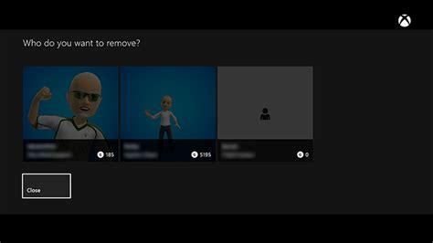 Xbox One Profiles