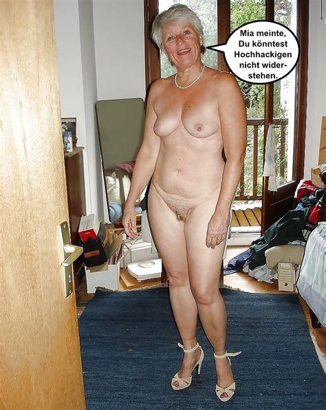 Wet And Sexy Moms Naughty German Captions 3