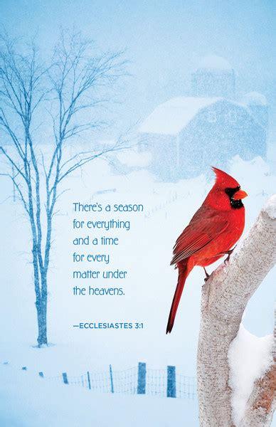 church bulletin  inspirational praise season