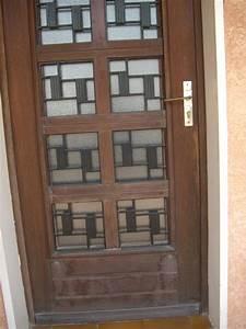 Renover une porte d39entree en bois for Comment rénover une porte d entrée en bois