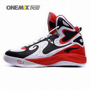 New Onemix Mens Basketball Shoes Men High Quality China ...