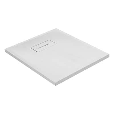 piatto doccia 90 x 70 piatto doccia resina yuka 90 x 70 cm bianco prezzi e