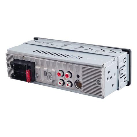 Car Radio With Aux by Sd Usb Aux Fm Mp3 Unit 12v Bluetooth Car Radio Stereo