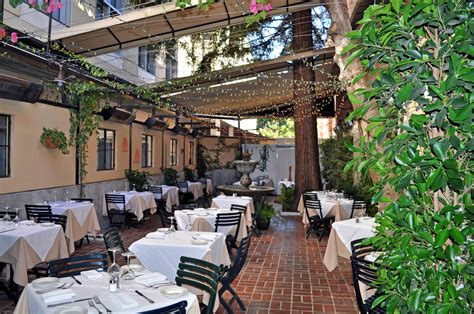 the 7 best restaurants with patios on the central coast