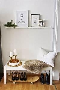 Erste Eigene Wohnung Einrichten : wohnvorstellungen wohnen deko und diy eingangsbereich in einer einzimmerwohnung tipps und ~ Markanthonyermac.com Haus und Dekorationen