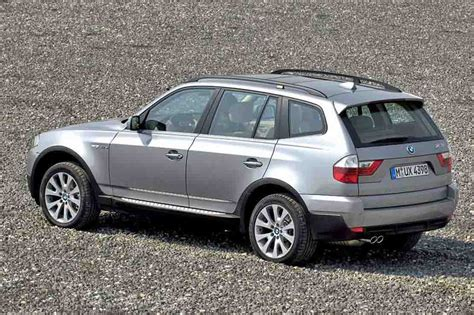 Bmw X3 2008 by Bmw X3 3 0d 2008 Auto Images And Specification