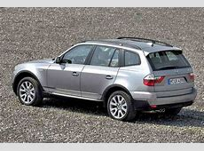 BMW X3 30d 2008 Auto images and Specification
